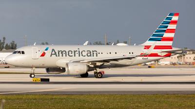 N9012 - Airbus A319-115 - American Airlines