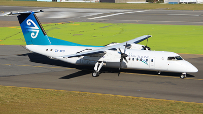 ZK-NES - Bombardier Dash 8-Q311 - Air New Zealand Link (Air Nelson)