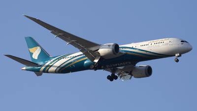 A4O-SF - Boeing 787-9 Dreamliner - Oman Air