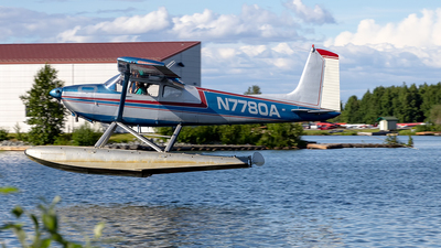N7780A - Cessna 180A Skywagon - Private