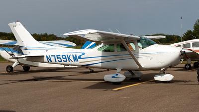 N759KM - Cessna 182Q Skylane - Private