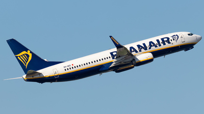 A picture of 9HQEE - Boeing 7378AS - Ryanair - © Rui Sequeira