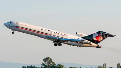 C-GCJZ - Boeing 727-225(Adv)(F) - Cargojet Airways
