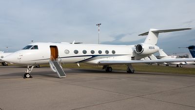 N904G - Gulfstream G550 - Private
