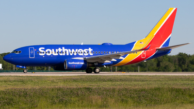 N473WN - Boeing 737-7H4 - Southwest Airlines