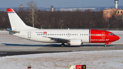 LN-KKT - Boeing 737-3L9 - Norwegian