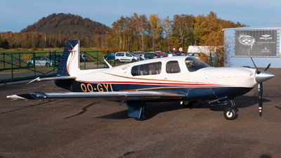 OO-GYL - Mooney M20R Ovation - Private
