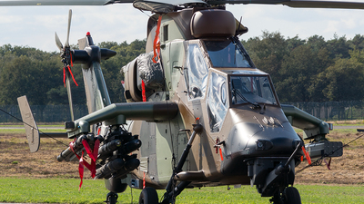 6013 - Eurocopter EC 665 Tiger HAD - France - Army