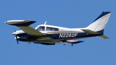 N2282F - Cessna 310L - Private