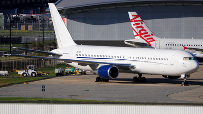 ZS-NEX - Boeing 767-35D(ER) - Aeronexus