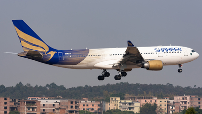 AP-BMJ - Airbus A330-203 - Shaheen Air International