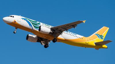 RP-C3249 - Airbus A320-214 - Cebu Pacific Air