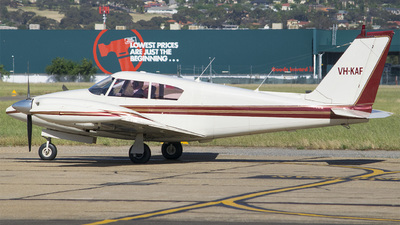 VH-KAF - Piper PA-30-160 Twin Comanche - Private