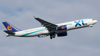 CS-TRH - Airbus A330-343 - XL Airways France