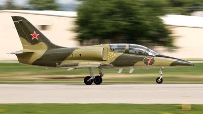 A picture of N995X - Aero L39C Albatros - [332507] - © Eric Page Lu