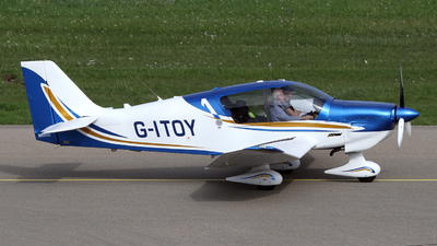 G-ITOY - Robin DR400/140B Dauphin - Private