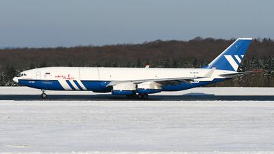 RA-96102 - Ilyushin IL-96-400T - Polet Flight