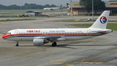 B-2399 - Airbus A320-214 - China Eastern Airlines