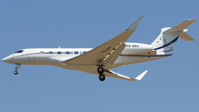 VQ-BAH - Gulfstream G650ER - Private