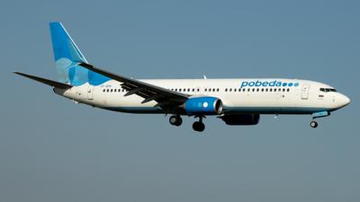 A picture of VPBPX - Boeing 7378AL - Pobeda - © David_Vlasov