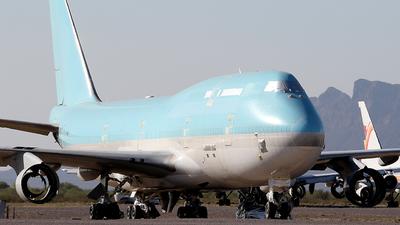 N784BA - Boeing 747-4B5(BCF) - Untitled
