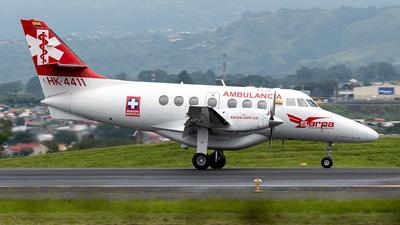 HK-4411 - British Aerospace Jetstream 32EP - SARPA - Servicios Aereos Panamericanos