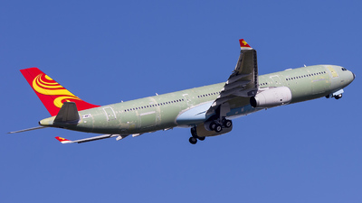 F-WWYL - Airbus A330-343 - Hainan Airlines