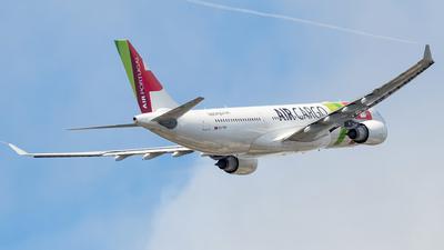 CS-TOP - Airbus A330-202 - TAP Air Portugal