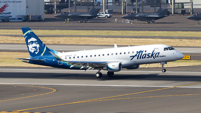 N194SY - Embraer 170-200LR - Alaska Airlines (Skywest Airlines)