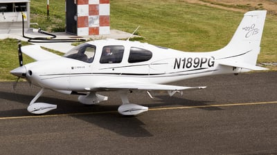 N189PG - Cirrus SR20-G3 GTS - Private