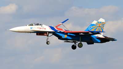 10 - Sukhoi Su-27S Flanker - Russia - Air Force