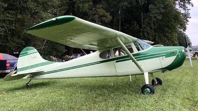 N8072A - Cessna 170B - Private