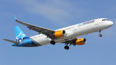 C-FTXL - Airbus A321-211 - Air Transat