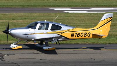 N160SG - Cirrus SR22 - Private