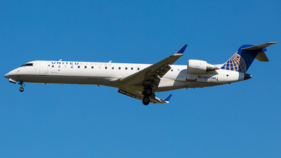 N509MJ - Bombardier CRJ-701 - United Express (Mesa Airlines)