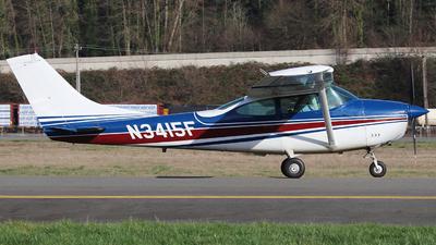 A picture of N3415F - Cessna 182J Skylane - [18257415] - © Weliang