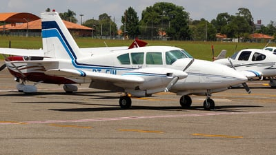 PT-CIN - Piper PA-23-250 Aztec - Private