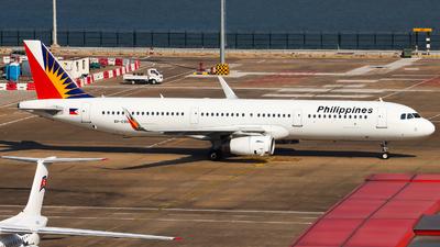 RP-C9916 - Airbus A321-231 - Philippine Airlines