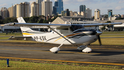 PP-KSK - Cessna T182T Skylane TC - Private