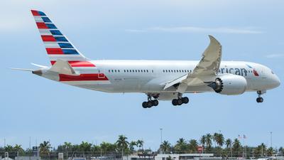 N819AN - Boeing 787-8 Dreamliner - American Airlines