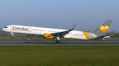 G-JMOF - Boeing 757-330 - Thomas Cook Airlines