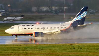 VP-BQL - Boeing 737-5Y0 - Nordavia Regional Airlines