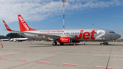 A picture of GDRTW - Boeing 73786N - Jet2 - © Łukasz Stawiarz