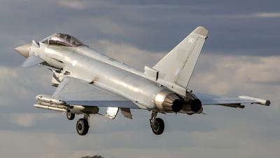 A picture of ZK347 - Eurofighter Typhoon FGR.4 -  - © Jan Par