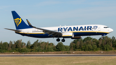 EI-GDK - Boeing 737-8AS - Ryanair