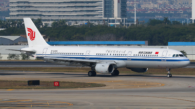 B-6385 - Airbus A321-213 - Air China