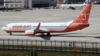 HL8019 - Boeing 737-86N - Jeju Air