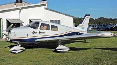 LV-LIZ - Piper PA-28-140 Cherokee Cruiser - Private