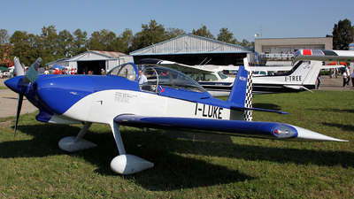 I-LUKE - Vans RV-8 - Private