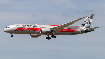 A6-BLV - Boeing 787-9 Dreamliner - Etihad Airways